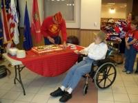 Oldest Marine Cutting the cake.JPG
