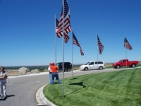 2008 Getting ready for flag day.JPG