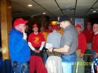 Doug Hartley being sworen in as new TVD, MCL member.JPG