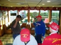 Doug Hartley being sworen in by Erickson, TVD Cmdt.JPG
