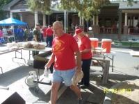 Former DI & Col Randel cooking up franks.JPG