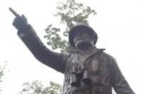 Chesty Puller Statue 3.JPG