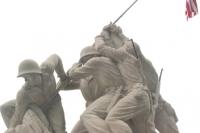 1st Iwo Statue Quantico 07.JPG