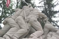 1st Iwo Statue Quantico 10.JPG