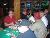 Oct 12, 2009 Dining out_John Walker talking to Rich Erickson.JPG