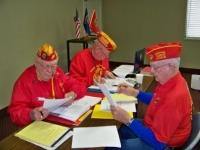 Apr2010_McCall, ByLaw Committee, Roy Weaver, Bob Rohrschieb & BobbyLee.jpg