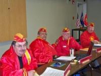 Apr2010_McCall_JrViceJim Berkley, Cmdt Lou Roane&Bobby Lee, JudgeAdvocate.jpg