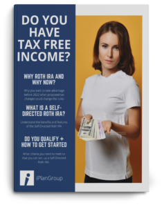 Roth IRA Guide 3d cover