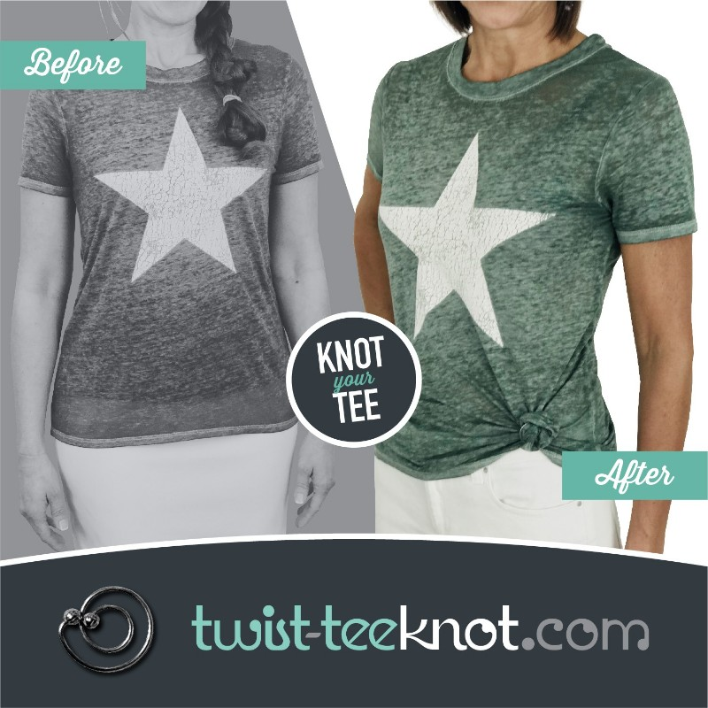 Knot-your-tee