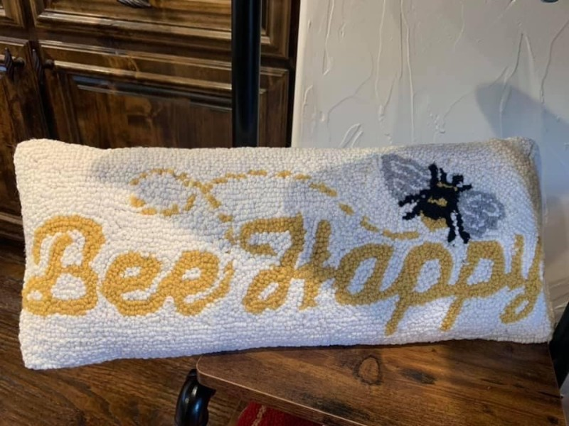Be-Happy-Pillow