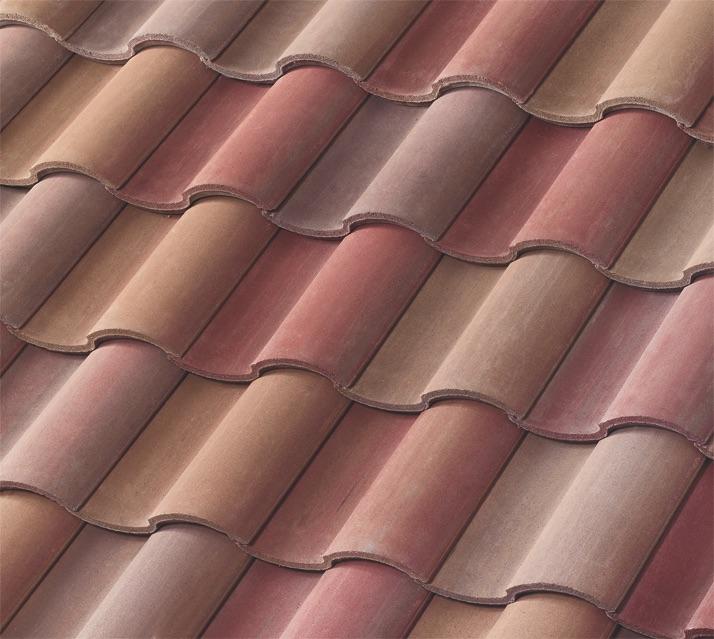 Concrete Roofing Tiles