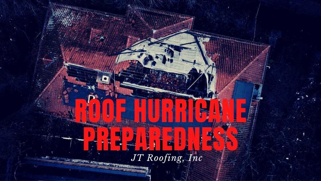 roof hurricane preparedness