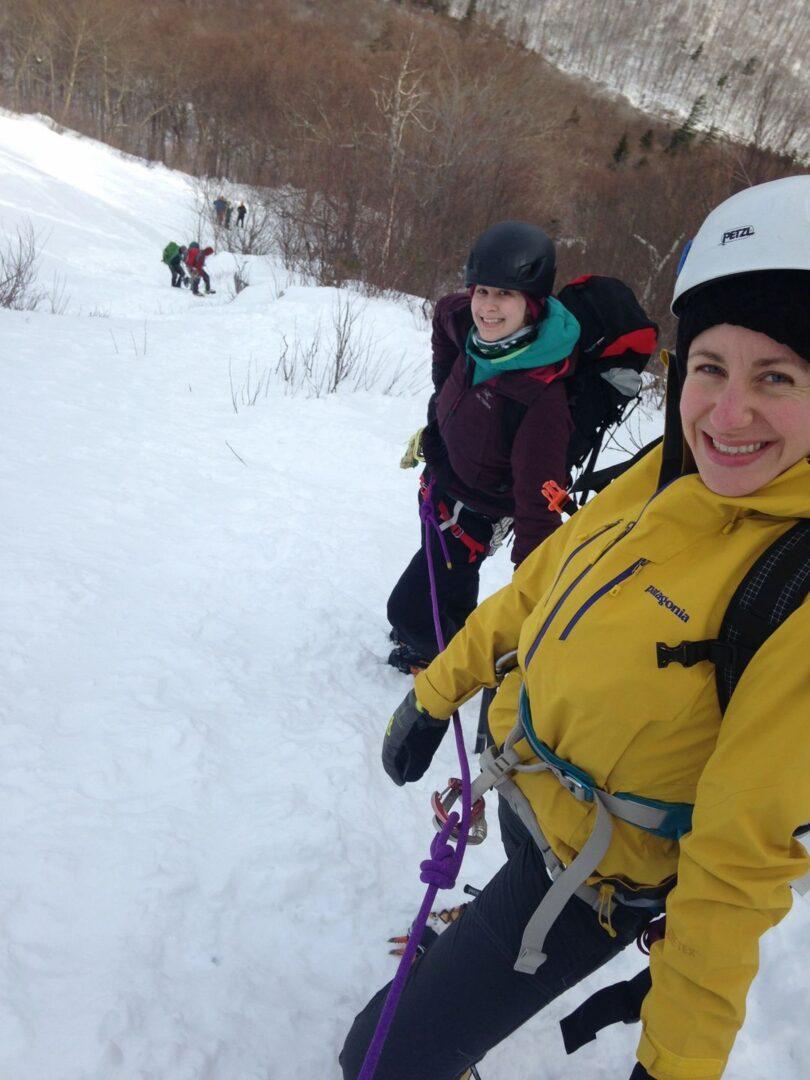 womenclimbing