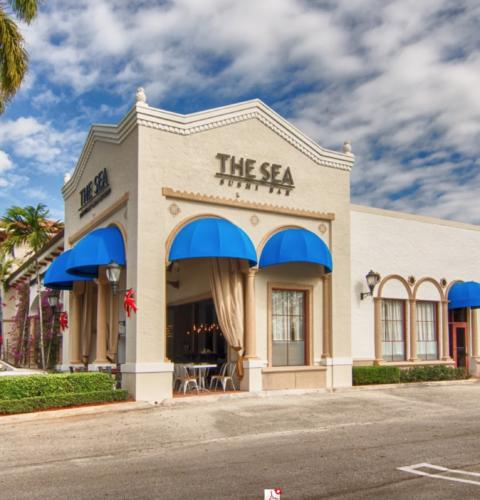 The Sea Asian Bistro Boca Raton
