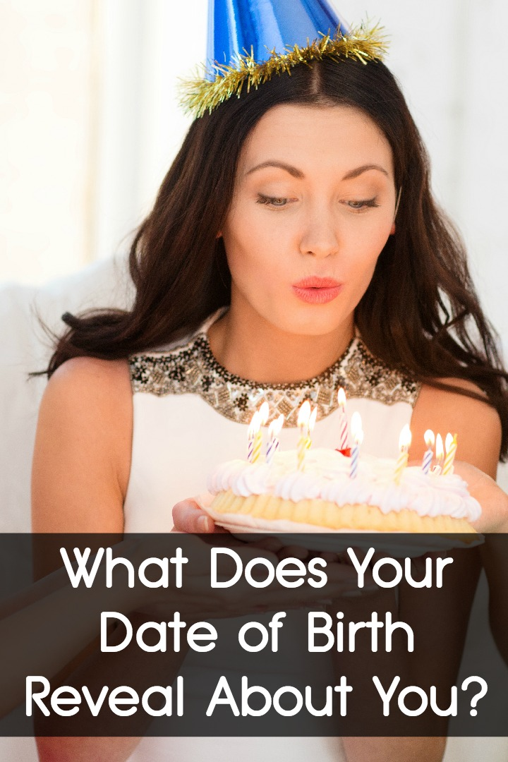 What Does Your Date of Birth Reveal About You ~
