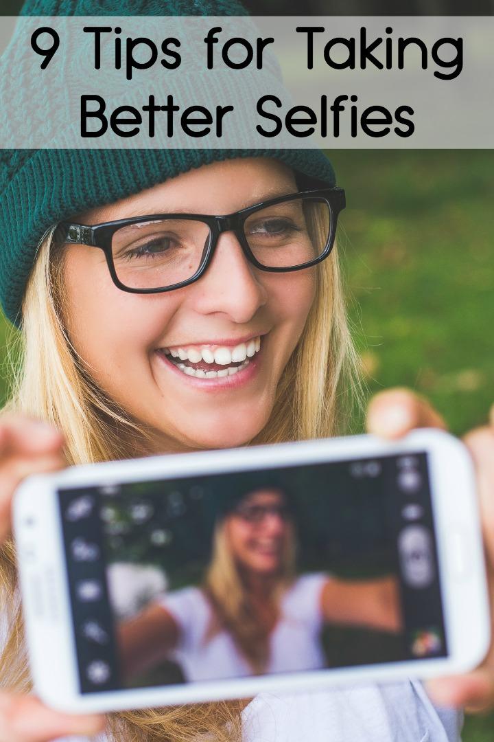 9 Tips for Taking Better Selfies ~