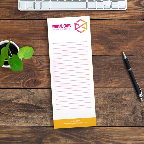 Notepads, Note Pads, Custom Note Pads, Custom Notepads, Memo Pads, Custom Memo Pads, Pads, Custom Pads, Full Color Notepads, Full Color Note Pads, Full Color Pads