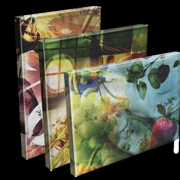 Canvas Wraps, Photo Enlargements, Mounted Canvas, Canvas