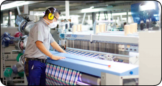 Engineering of the Textile Industry