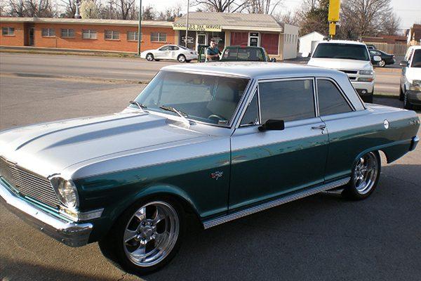 Classic-Car-Window-Tinting-Springfield-MO