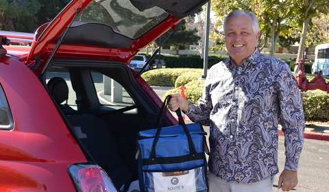 Deliver Meals to Seniors in Irvine