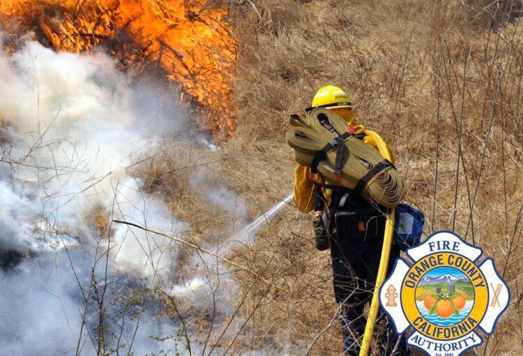 OC Fire Authority Rotary Club of Irvine Service