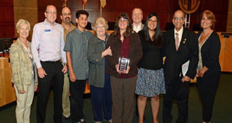 Prevention Coalition Award