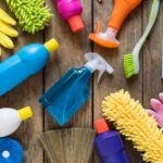 Check List of Must-Have Cleaning Supplies & Tools