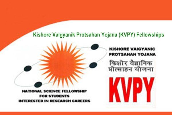 Kishore Vaigyanik Protsahan Yojana(KVPY)