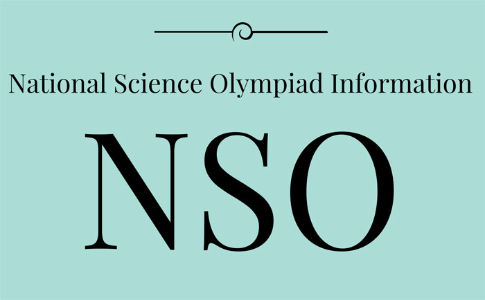 NSO (National Science Olympiad)