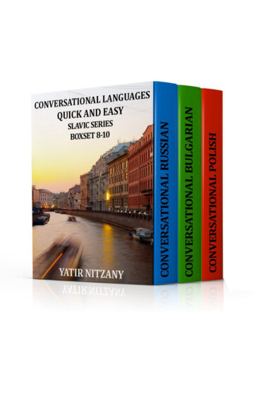 Conversational Languages Quick and Easy – Slavic Series
