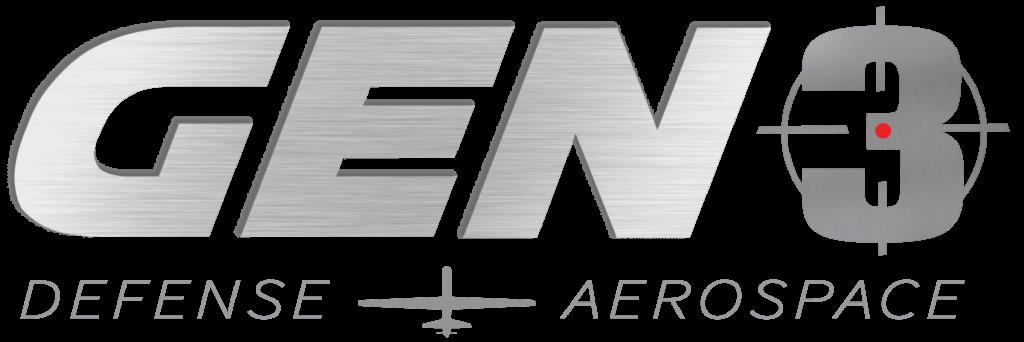Gen3 Defense and Aerospace Logo