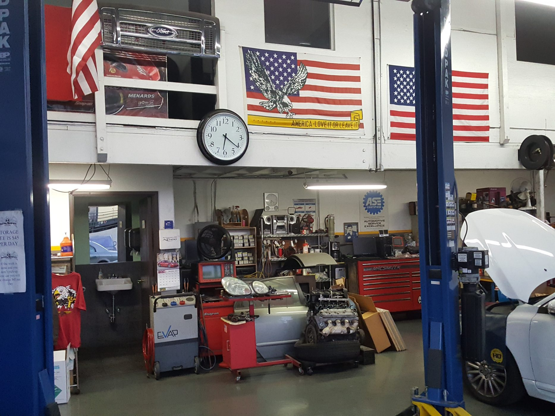 ac and heating AK Auto Repair and Smog