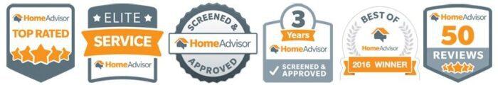 LOGOS FOR HOME ADVISOR AWARDS