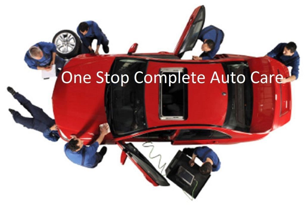 complete auto repair services