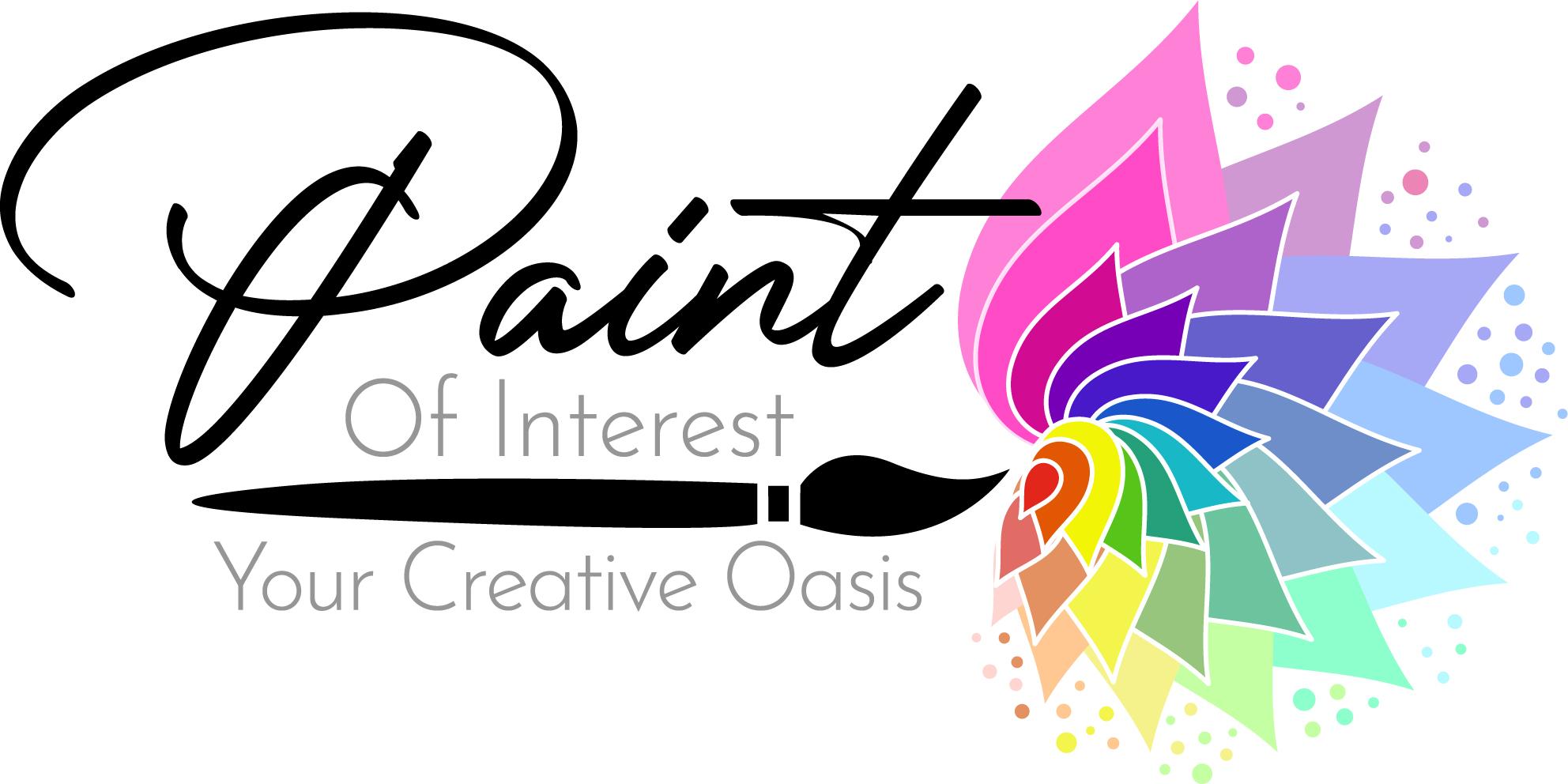 Paint of Interest Red Deer