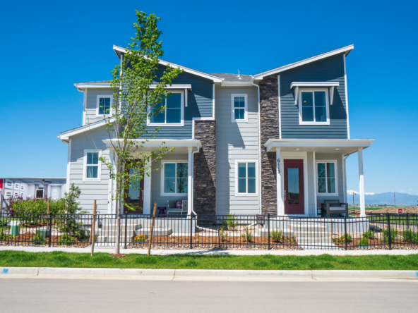 Urban Collection at Silverstone by Richmond American Homes
