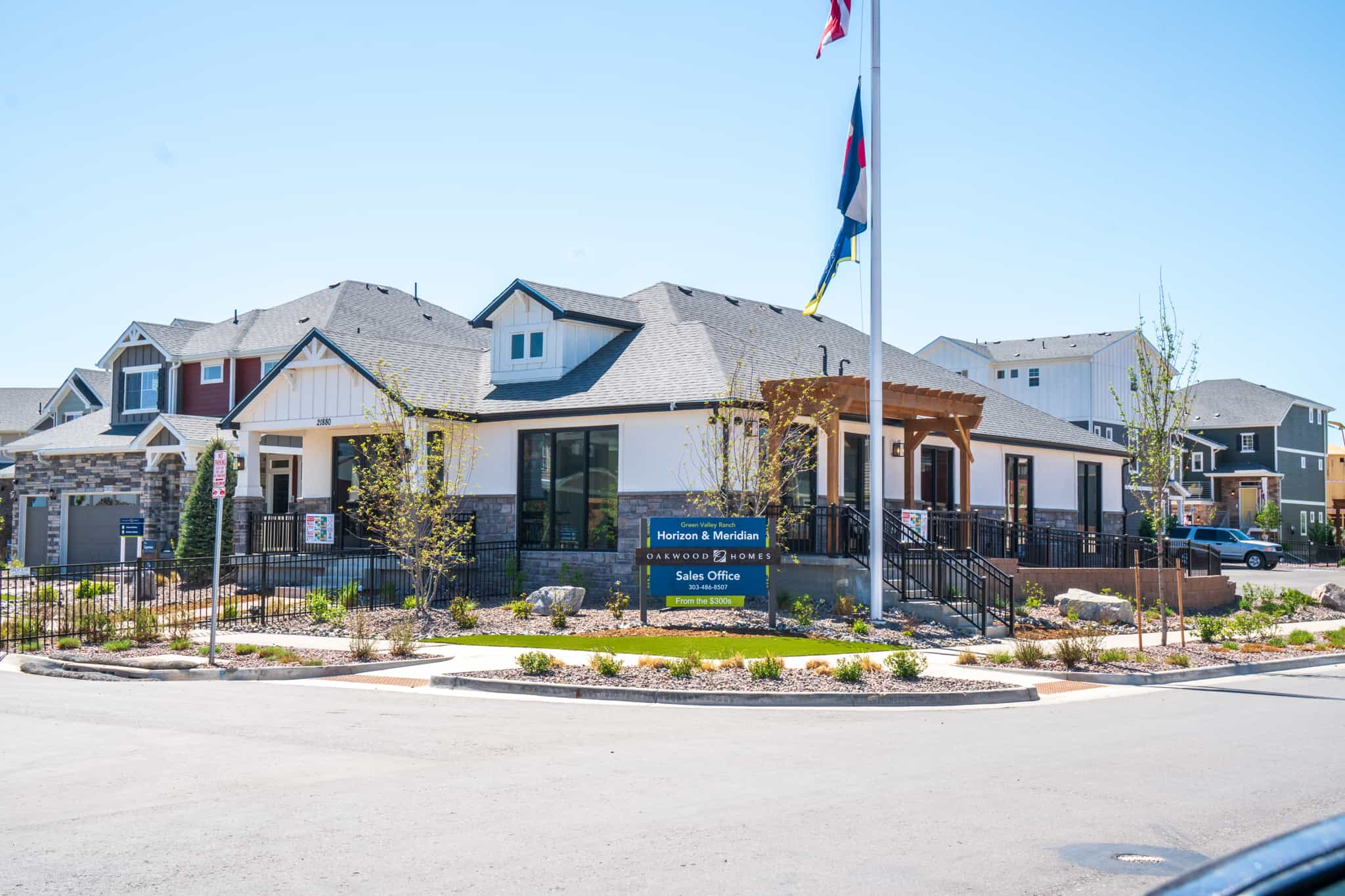Horizon Collection at Green Valley Ranch by Oakwood Homes