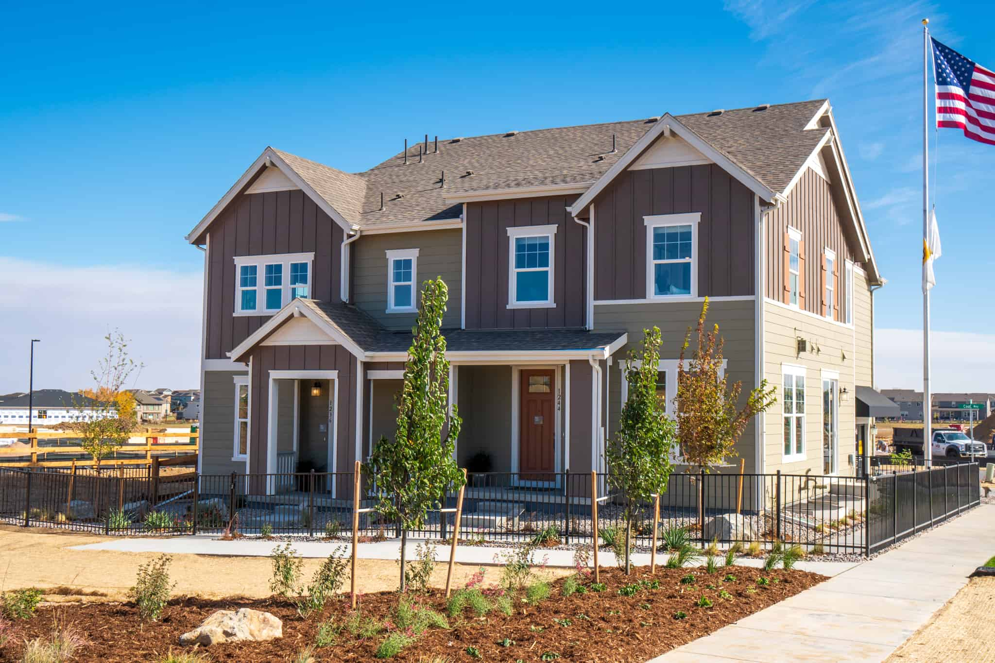 Flatiron Meadows Villas by KB Home