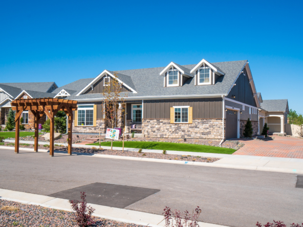 The Reserve at Green Valley Ranch by Oakwood Homes