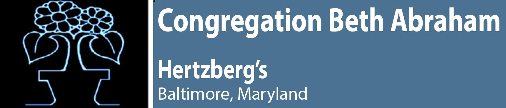 Congregation Beth Abraham Hertzberg's