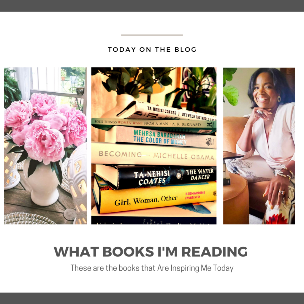 blog cover for what I'm reading