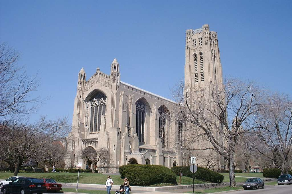University of Chicago by Lhoon