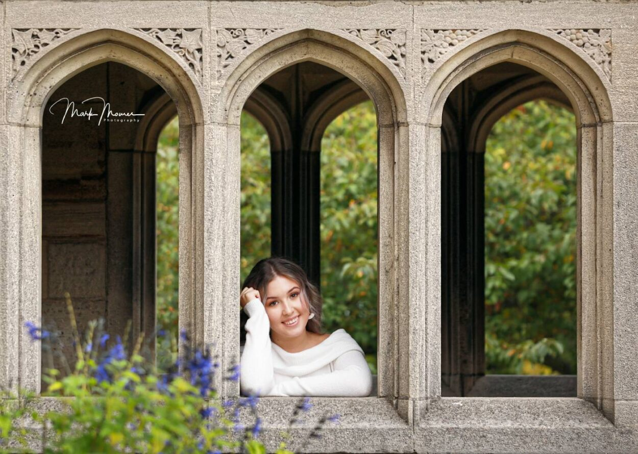 Professional portrait photographer in Pittsburgh