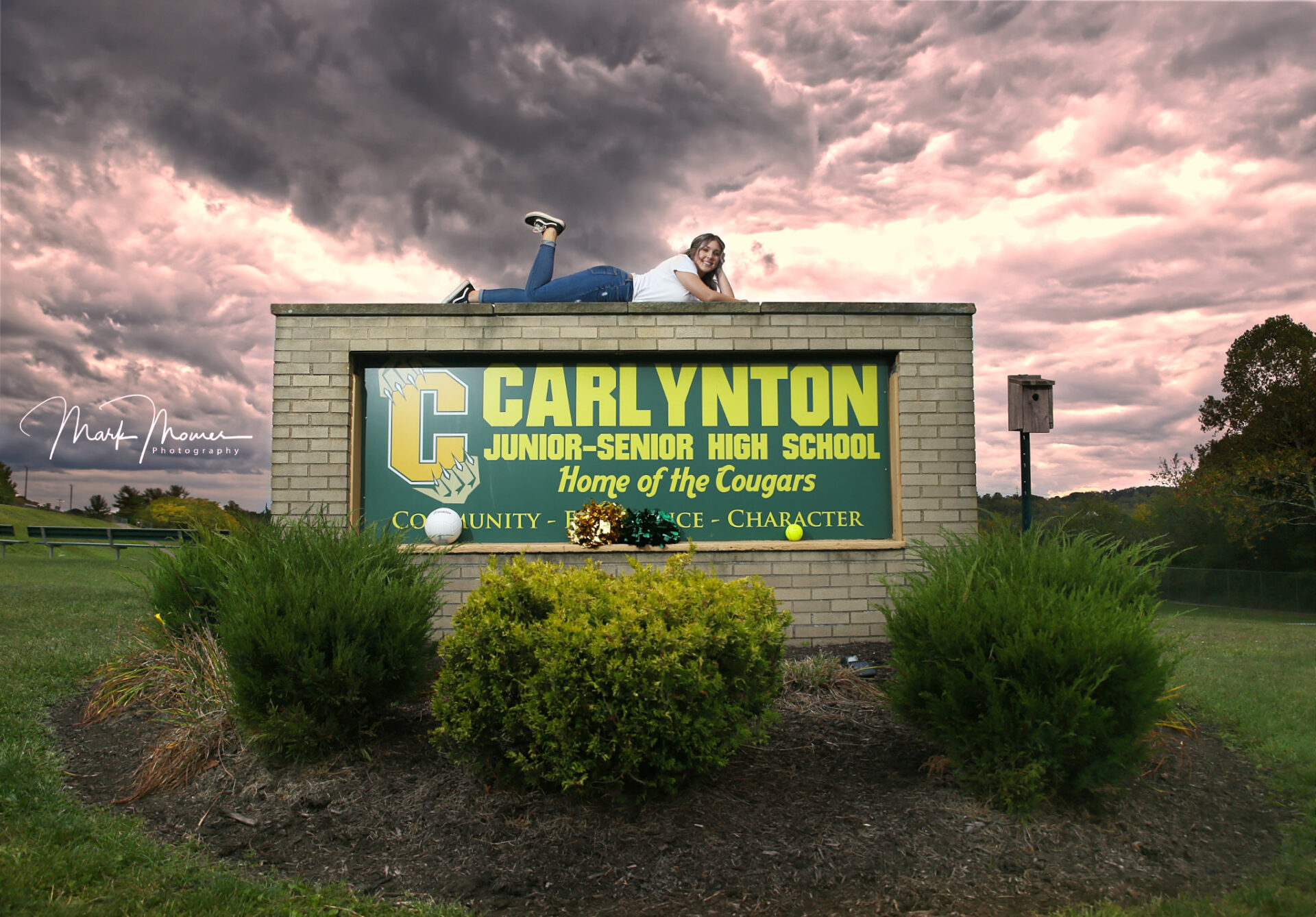 Carlynton high school Crafton