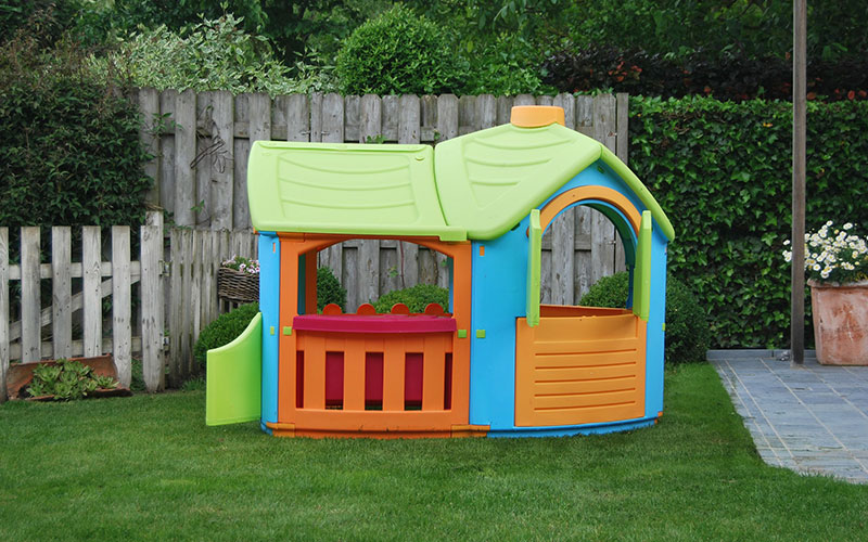 Outdoor playhouse, the 8 best picks
