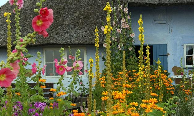 English Garden, romantic garden style with surprising views