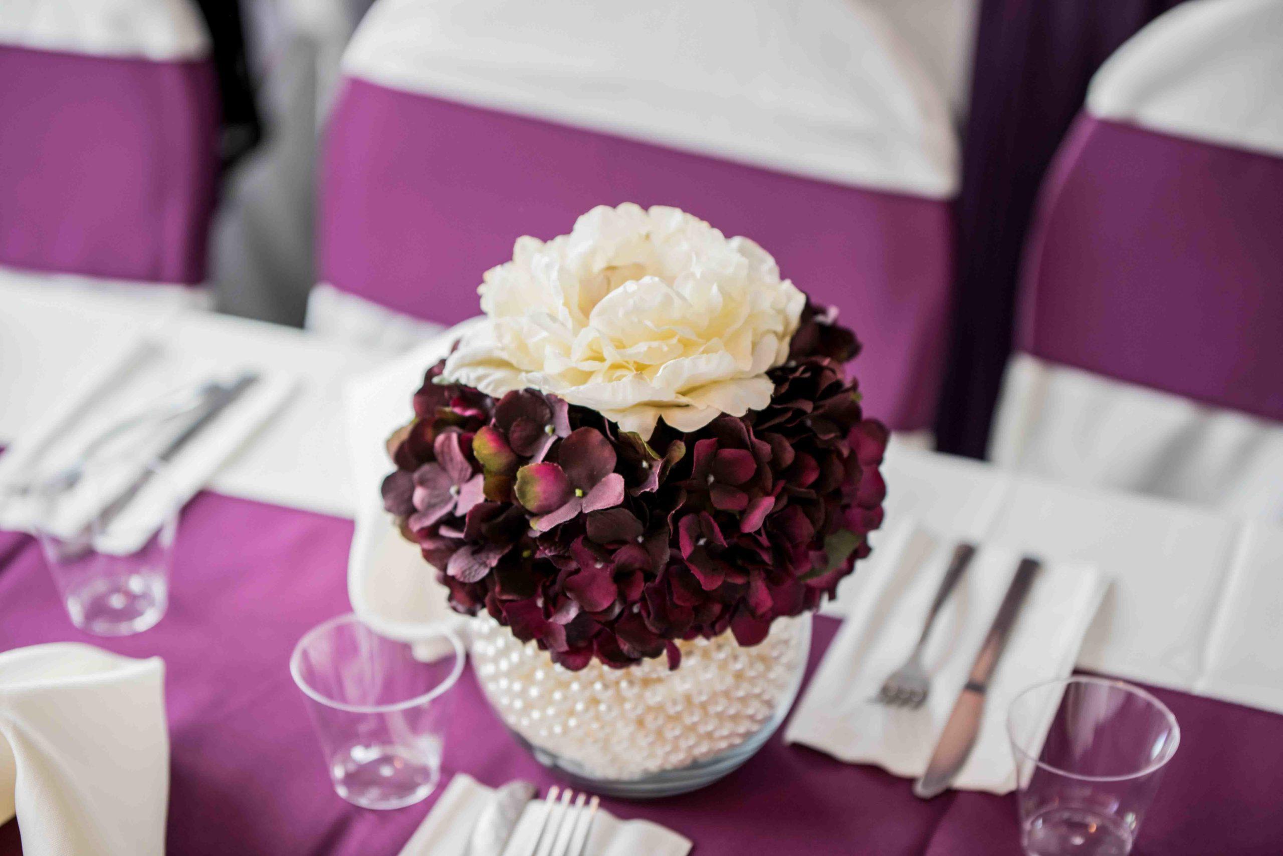 Table Decor - Magnolia Blossom Cruises