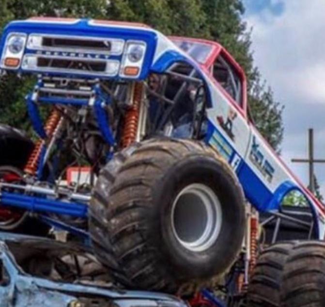 Reel Monster Trucks
