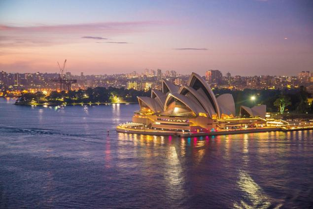 Why is there an increase in solar power adoption in sydney?